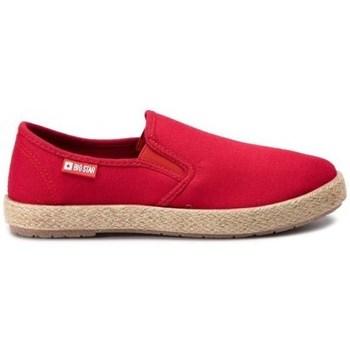 kengät Naiset Espadrillot Big Star 274017 Punainen