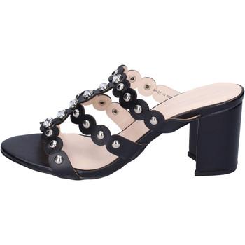 kengät Naiset Sandaalit Silvian Heach BH155 Musta