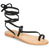 kengät Naiset Sandaalit ja avokkaat Jonak WALT Musta