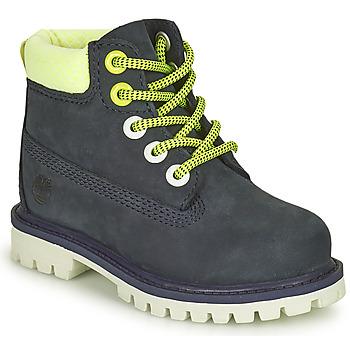 kengät Lapset Bootsit Timberland 6 In Premium WP Boot Musta