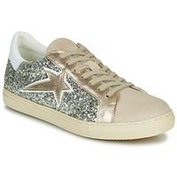 kengät Naiset Matalavartiset tennarit Betty London PAPIDOL Harmaa