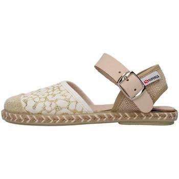 kengät Tytöt Sandaalit ja avokkaat Superga S07S775 GOLD