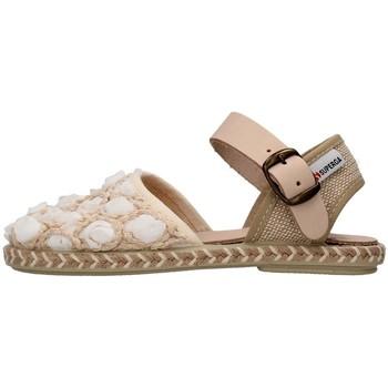 kengät Tytöt Sandaalit ja avokkaat Superga S07R937 WHITE