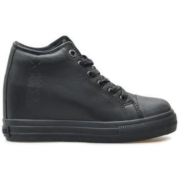 kengät Naiset Bootsit Big Star EE274127 Mustat