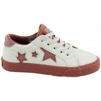 kengät Lapset Matalavartiset tennarit Big Star FF374035 Valkoiset