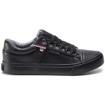 kengät Naiset Matalavartiset tennarit Big Star GG274061 Mustat