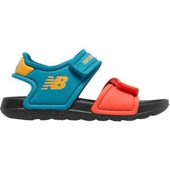 kengät Pojat Sandaalit ja avokkaat New Balance YOSPSDOD Punainen, Vaaleansiniset