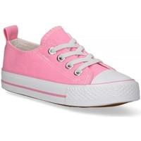 kengät Tytöt Matalavartiset tennarit Luna Collection 57725 pink