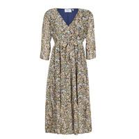 vaatteet Naiset Pitkä mekko Betty London PARINA Monivärinen