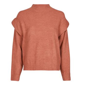 vaatteet Naiset Neulepusero Betty London PARIVA Vaaleanpunainen