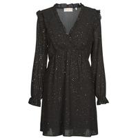 vaatteet Naiset Lyhyt mekko Moony Mood ABBARETZE Musta