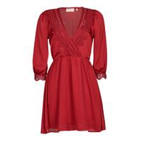 vaatteet Naiset Lyhyt mekko Moony Mood ABIDOSE Punainen