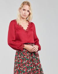 vaatteet Naiset Topit / Puserot Moony Mood ABITAIN Punainen