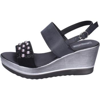 kengät Naiset Sandaalit ja avokkaat Fascino Donna BH167 Musta