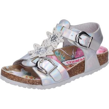 kengät Tytöt Sandaalit ja avokkaat Fiorucci BH174 Hopea