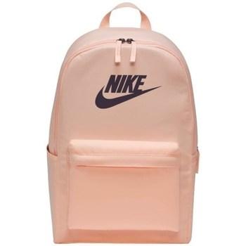 laukut Naiset Reput Nike Heritage 20 Backpack Vaaleanpunaiset