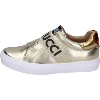 kengät Tytöt Tennarit Fiorucci BH179 Kulta