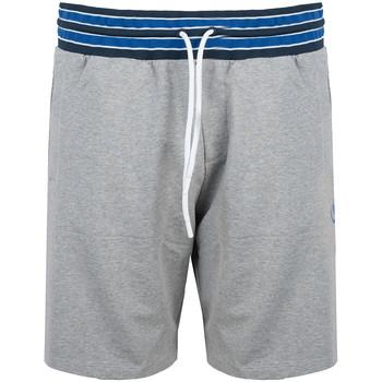 vaatteet Miehet Shortsit / Bermuda-shortsit Bikkembergs  Harmaa