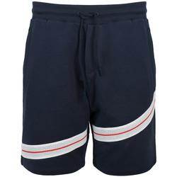 vaatteet Miehet Shortsit / Bermuda-shortsit Bikkembergs  Sininen