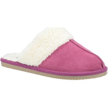 kengät Naiset Tossut Hush puppies  Pink