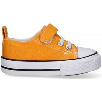 kengät Pojat Derby-kengät & Herrainkengät Luna Collection 57726 yellow