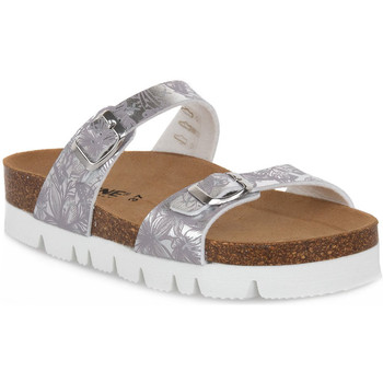 kengät Naiset Sandaalit Bioline 9212 VELINA ARGENTO Grigio