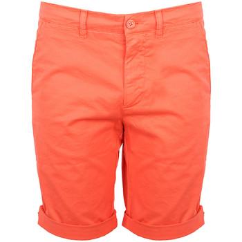 vaatteet Miehet Shortsit / Bermuda-shortsit Bikkembergs  Oranssi