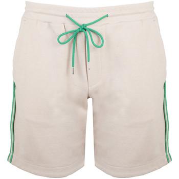 vaatteet Miehet Shortsit / Bermuda-shortsit Bikkembergs  Beige