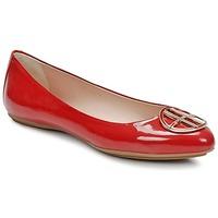 kengät Naiset Balleriinat Hugo Boss Black LISETTE Red