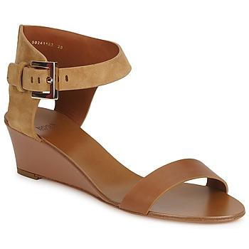 kengät Naiset Sandaalit ja avokkaat Hugo Boss Black SAFFY Brown