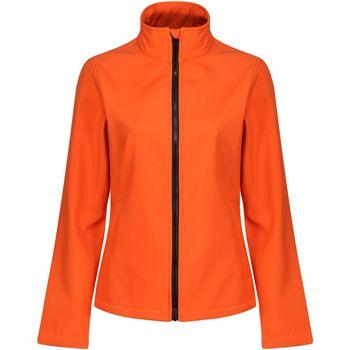 vaatteet Naiset Pusakka Regatta TRA629 Magma Orange/Black