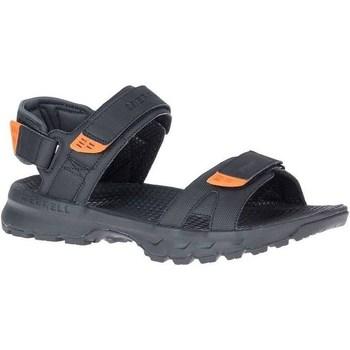 kengät Miehet Sandaalit ja avokkaat Merrell Cedrus Convert 3 Mustat