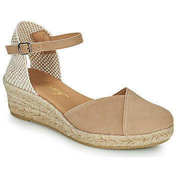 kengät Naiset Sandaalit ja avokkaat Betty London INONO Beige