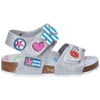 kengät Lapset Sandaalit ja avokkaat Asso 56609 Harmaa