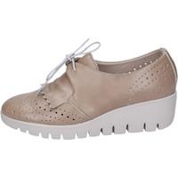 kengät Naiset Derby-kengät Comart Klassikko BH233 Beige