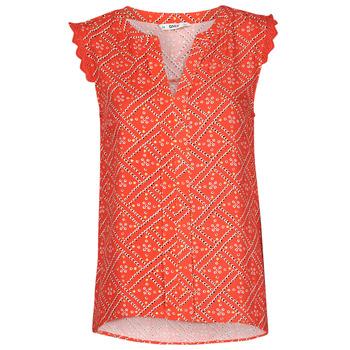 vaatteet Naiset Topit / Puserot Only ONLVIOLETTE Oranssi