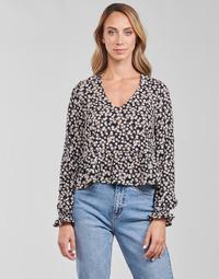 vaatteet Naiset Topit / Puserot Vero Moda VMSALINA Musta