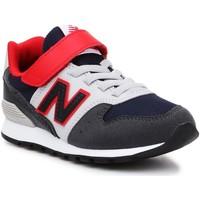kengät Pojat Sandaalit ja avokkaat New Balance YV996MNR Multicolor