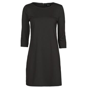 vaatteet Naiset Lyhyt mekko Only ONLBRILLIANT Musta