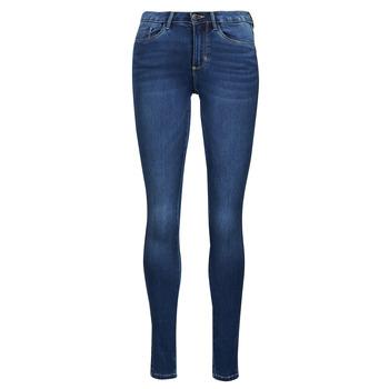 vaatteet Naiset Slim-farkut Only ONLROYAL Sininen / Tumma