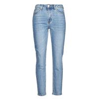 vaatteet Naiset Slim-farkut Only ONLEMILY Sininen