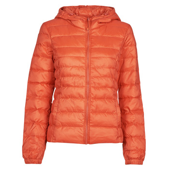 vaatteet Naiset Toppatakki Only ONLTAHOE Oranssi