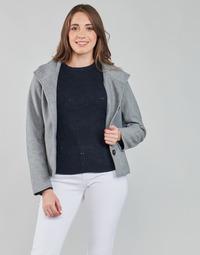 vaatteet Naiset Takit / Bleiserit Only ONLVICTORIA Harmaa