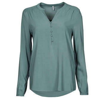 vaatteet Naiset Topit / Puserot Only ONLNEW EDDIE Vihreä