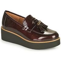 kengät Naiset Mokkasiinit Fericelli JOLLEGNO Viininpunainen