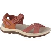 kengät Naiset Sandaalit ja avokkaat Keen Wms Terradora II Open Toe Vaaleanpunaiset
