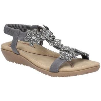 kengät Naiset Sandaalit ja avokkaat Fleet & Foster  Grey