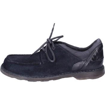 kengät Miehet Derby-kengät Moma BH249 Sininen