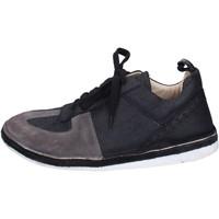 kengät Miehet Derby-kengät Moma BH259 Musta