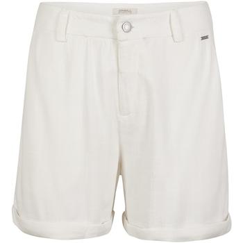 vaatteet Naiset Shortsit / Bermuda-shortsit O'neill Essentials Valkoinen